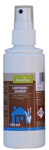 NaturGut Lavendel Raumspray-Wäschespray Lavendelzauber Raumduft Raumspray, 100ml
