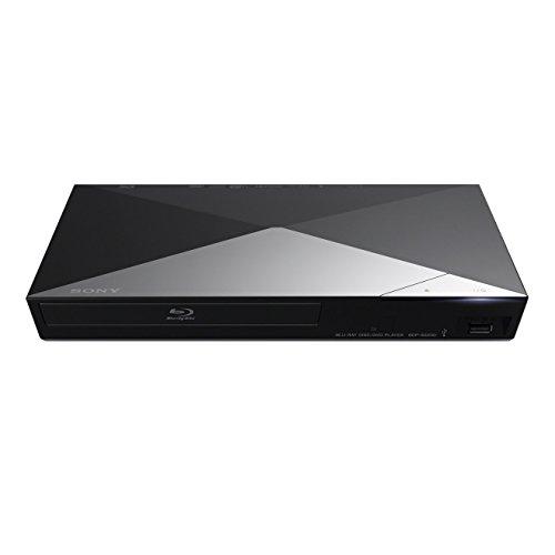 Sony BDP-S5200 Blu-ray-Player (Amazon Instant Video, 3D, Super WiFi, Internetradio, USB) schwarz