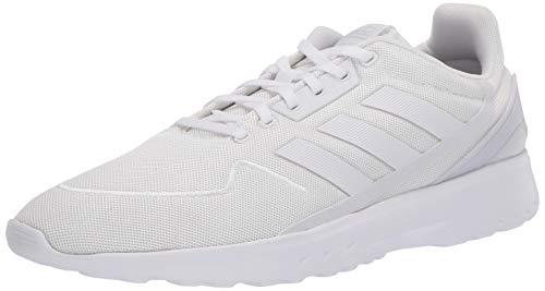 adidas Nebula ZED, Zapatillas Deportivas. para Hombre, FTWR White Dash Grey-Gafas de Sol, 40 EU