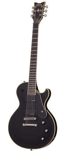 Schecter 388 Blackjack Atx SOLO-II ABSN E-Gitarre BLACKJACK ATX SOLO-II Volle Größe ABSN.
