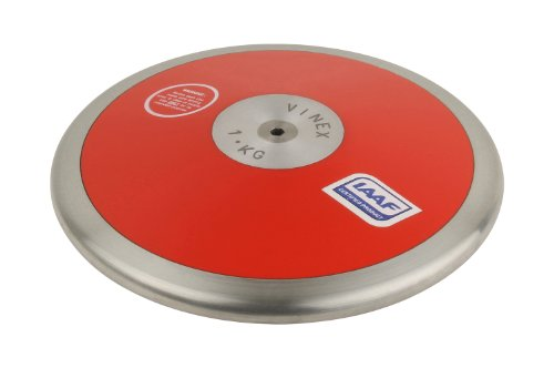 Vinex Wurfdiskus High Spin - Diskuswurf - 1,00 kg