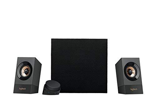 Logitech Z537 - Sistema de Altavoces Multimedia con Bluetooth, Color Negro (Reacondicionado)
