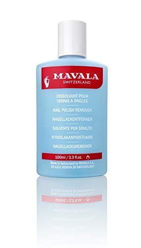 Probioticos san Mavala quitaesmalte suave azul 100ml. 1 Unidad 250 g