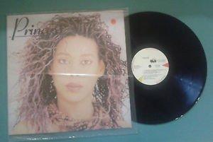 Princess LP CGD INT 20520 Italy 1986