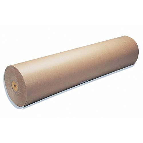 Maildor 395771 - Rollo de papel de estraza (1 m x 10 m, 60 g, lote de 30), color marrón