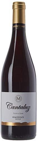 Cantaluz semidulce tinto Vino Tinto - 750 ml