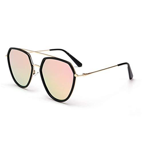 WSDSX Polygon Gafas de sol polarizadas Gafas de sol deportivas Gafas de sol polarizadas para exteriores Antirreflejos Antirrayos azules, para conducir, pescar, correr, E