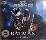 Batman Returns (Sega Mega CD) - PAL [Importación alemana]