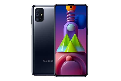 SAMSUNG Galaxy M51 8GB 128GB Negro