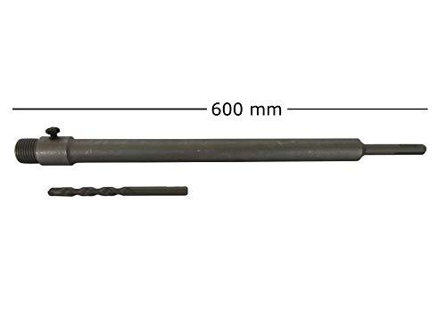 Preisvergleich Produktbild SDS PLUS Verlängerung Aufnahmeschaft für Bohrkrone M22,  Länge 600 mm