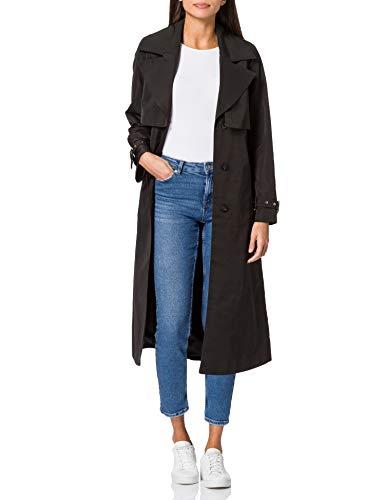 ESPRIT Collection Damen 021EO1G314 Jacke, 001/BLACK, 42