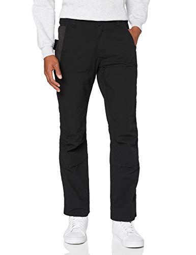 Carhartt Full Swing Steel Double Front Pant Pantaloni, Black, W42/L30 Uomo