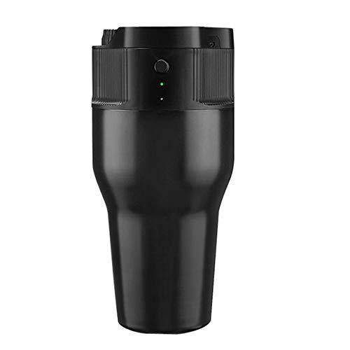 zhipeng Cafetera portátil de Goteo, Carga USB se Puede Utilizar en cápsulas de café y...