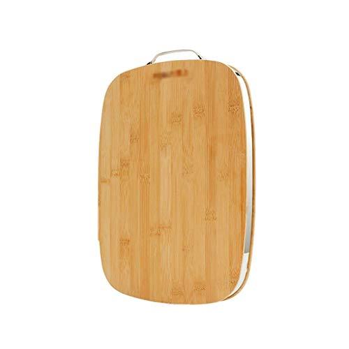 Snijplank, Massief houten wholeThe huis keuken serveert gehakt vlees, groenten en kaas A chopping board (Size : 36cm*26cm*3.4cm)