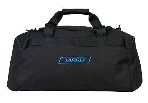TARGET Unisex-Adult Action Carry-On Luggage, Black, Einheitsgröße