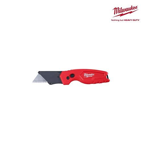 Milwaukee FASTBACK Universal-Klappmesser, kompakt inkl. 1 Klinge mit Gürtelclip