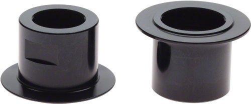 Sun Ringle Pro 12x142 End Cap Kit (Pair) Black by SUNringle