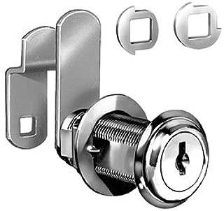 Disc Tumbler Cam Lock 1-3/4