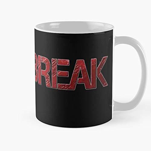 ClownZii Resurrection Mystery Mini Tv Show Drama Crime Series Break Action Prison Best 11 oz Kaffeebecher - Nespresso Tassen Kaffee Motive