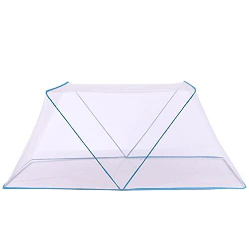 mosquitero Mosquitera para niños portátil, Tienda de Mosquitos Infantiles, instalación Gratuita de mosquitera Plegable (Size : Medium)