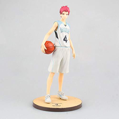 HYKCSS Muñeca de Dibujos Animados Akashi Seijuro's Basketball Escultura muñeca Escultura Juguete decoración Modelo Hecho a Mano 21,5 cm de Alto