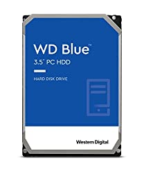 The Western Digital Blue hard drive is one of the best hdd for gaming