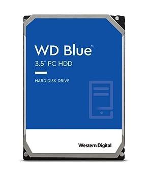 Western Digital 1TB WD Blue PC Hard Drive HDD - 7200 RPM SATA 6 Gb/s 64 MB Cache 3.5  - WD10EZEX