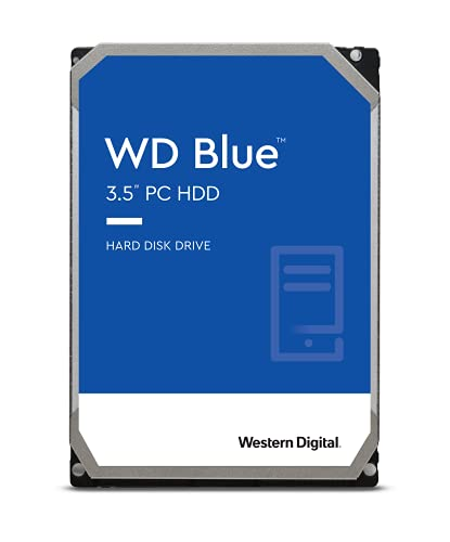 Western Digital WD Blue 1TB Interne  8,9 Bild