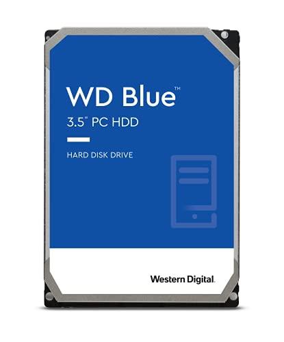 WD Blue - Disco duro para ordenadores de sobremesa de 1 TB (7200 rpm, SATA a 6 Gb/s, 64 MB de caché, 3,5