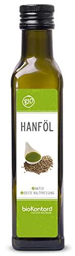 bioKontor -  Hanföl BIO 250 ml I