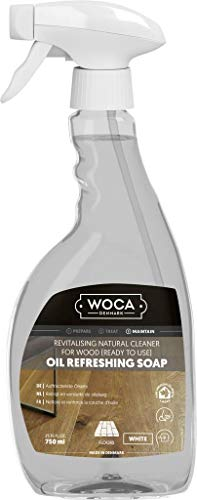 WOCA Oil Refreshing Soap Spray - Natural 0.75L