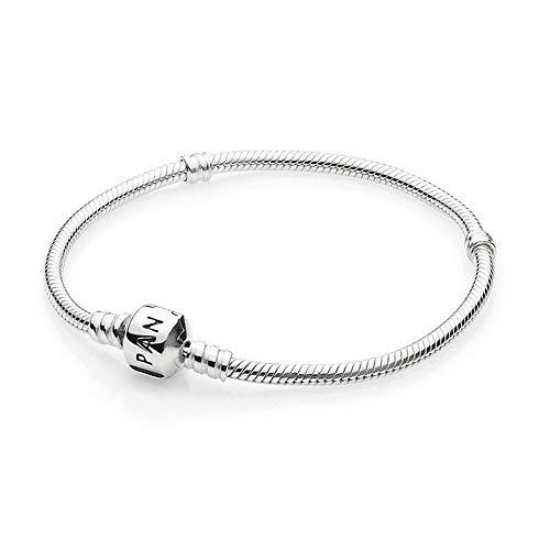 Pandora 590702HV - Braccialetto da donna standard in argento Sterling 925 e Argento, regolabile, colore: Argento