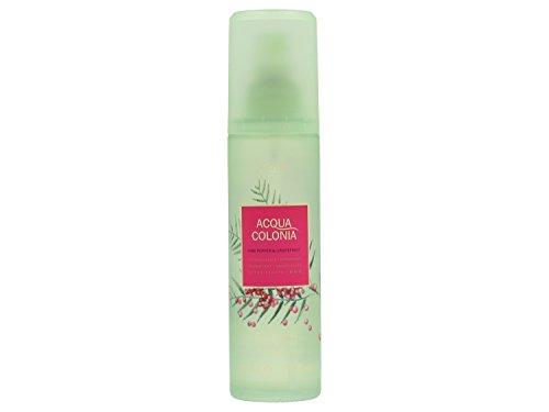 4711 Acqua Colonia Unisex Spray, Pink Pepper and Grapefruit – Pimienta rosa y pomelo 75 ml