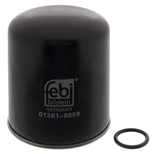 febi bilstein 01361 Lufttrocknerpatrone mit O-Ring, ohne Ölabscheider , 1 Stück