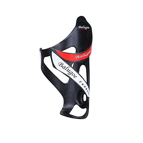 VOANZO Portabotellas de Agua para Bicicleta, Soporte para Botellas de Bicicleta de 72-74 MM, Soporte para Vasos Deportivos de Fibra de Carbono para Bicicletas de Carretera y montaña