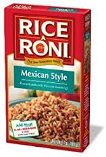 Rice A Roni, Mexican Style Rice, 6.4oz Box (Pack of 6)