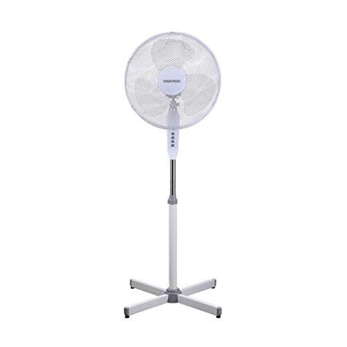 DAEWOO Ventilateur Blanc 45W DCOOL1628CE