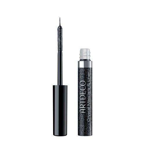 Artdeco Eyeliner & Kajal Crystal Mascara & Liner 1, Onyx, 5ml