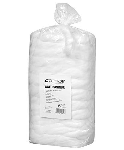 Comair 7001114 Watteschnur 80% Viskose 20% Baumwolle, 1000 g