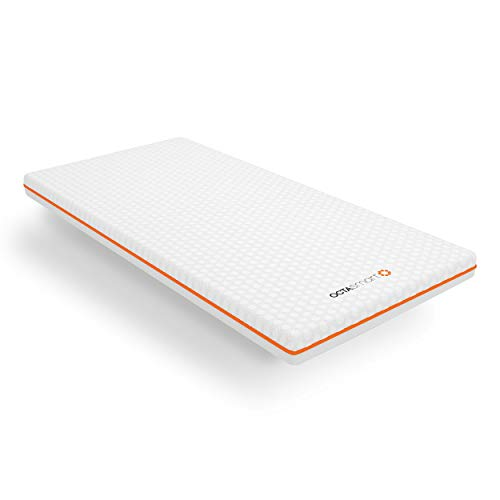 Dormeo Octasmart Plus Mattress Topper - King | Cooling Mattress Topper with Memory Foam, Ecocell Base, and Octaspring Layers | Ergonomic and Breathable Mattress Designed for Restful Sleep