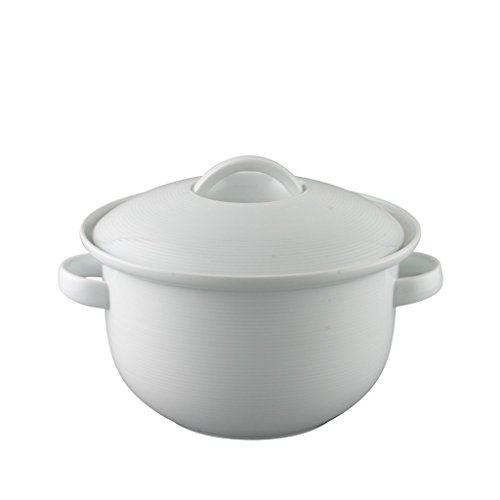 Thomas Trend Terrine, Porcelain, Weiß, Zentimeter
