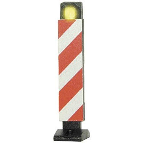 Inconnu H0 Warnbaken 8er Set Ohne LEDs