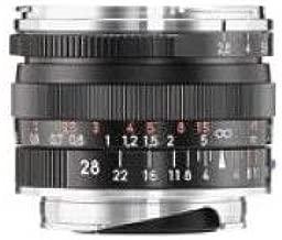 Zeiss Ikon 28mm f/2.8 T ZM Biogon Lens (Leica M-Mount)