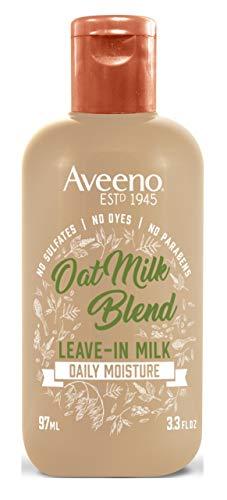 Aveeno Leave-In Oat Milk Blend 3.3 Ounce (97ml) (2 Pack)