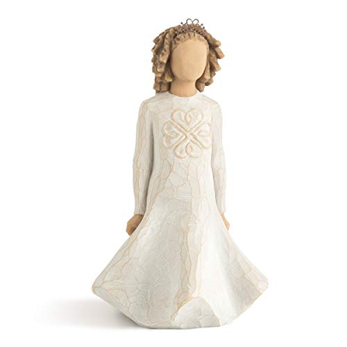 Willow Tree Irish Charm, Sculpted Hand-Painted Figure