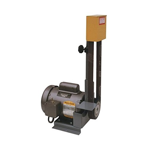 Kalamazoo 1SM 1' Belt Sander, 32 lbs, 1725 RPM, 1/3 HP Motor, 1' x 42' Belt, 4' Contact Wheel