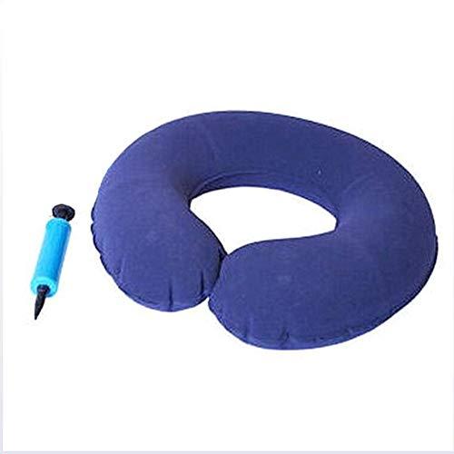 ZXMDP Opblaasbare Ring Kussen Aambeien Behandeling Anti-Decubitus Kussen Pijnverlichting en Coccyx Pijn voor Auto Stoel Thuis Kantoor of Rolstoel