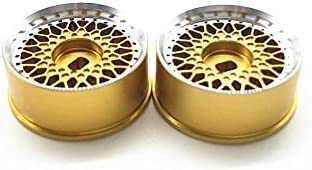 AN81 - Metal BBS Challenge the lowest price of Japan Electroplate Wheel Hub Dichromatic Throw Large 2021new shipping free