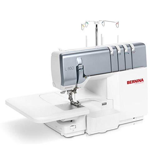 Bernina L850 Overlock - das Meisterstück unter den Overlockmaschinen