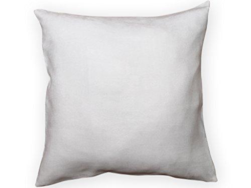 Funda de cojín 60x60 cm de color Blanca